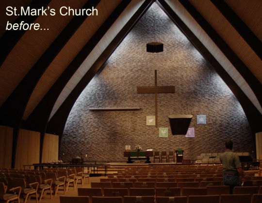 St. Mark's Church, Bloomington Indiana